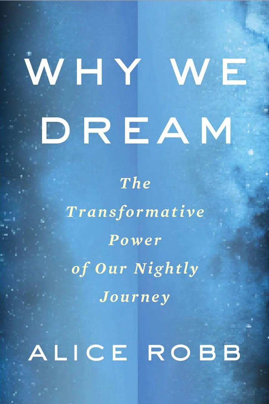 <em>Why We Dream</em>, by Alice Robb