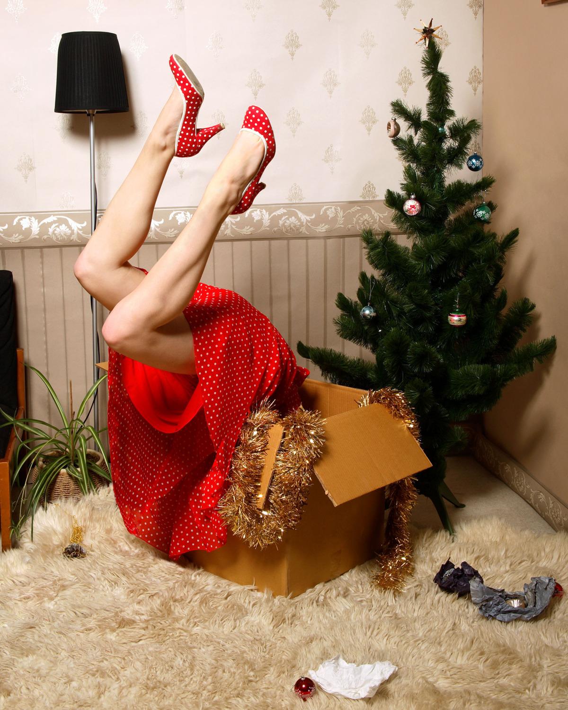 do you open presents