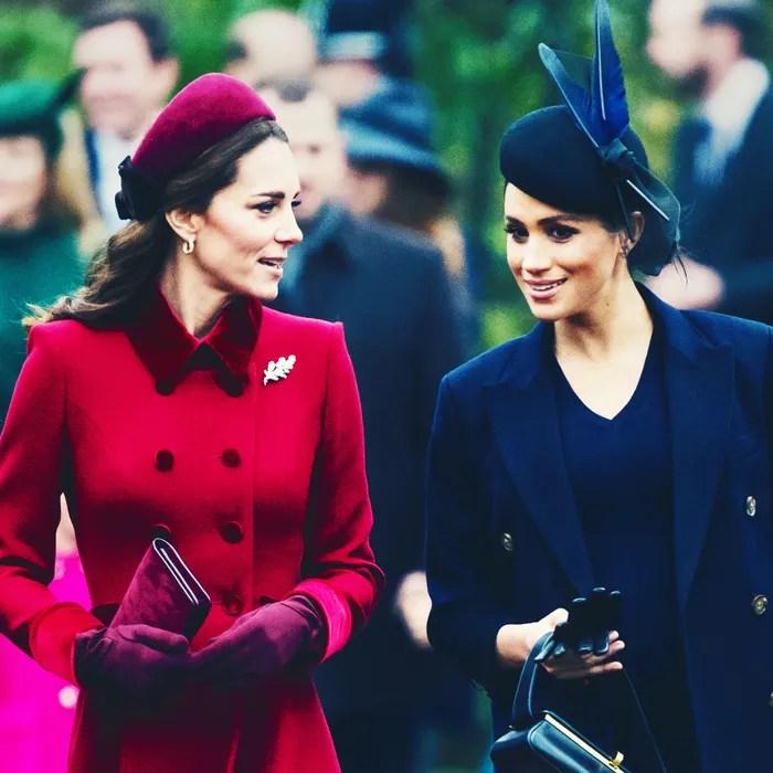 Kate Middleton Reportedly Hosting Meghan Markle Baby Shower