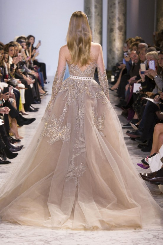 Photo 51 from Elie Saab Bridal Look fit for your Fairytale Weddings from Couture Spring 2017 Collection