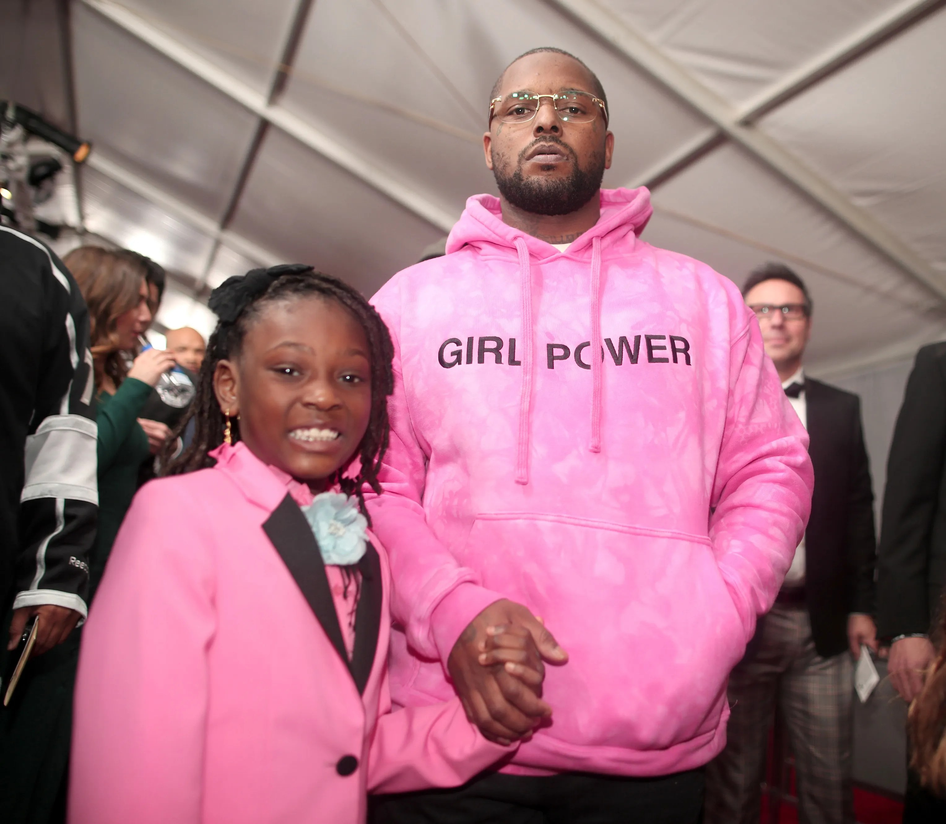 Best Girl-Power Moment: Schoolboy Q