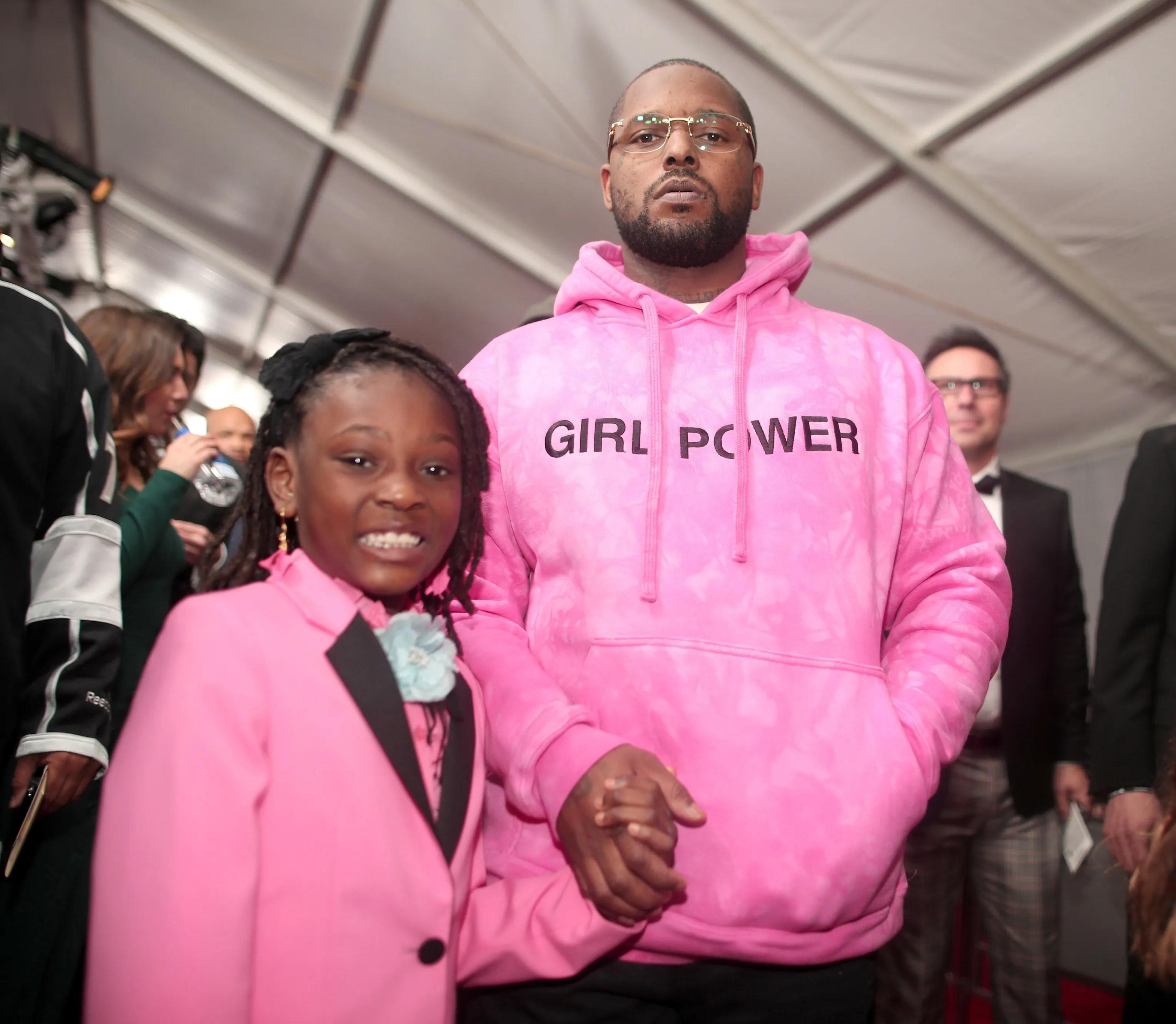 Best Girl-Power Moment: Schoolboy Q