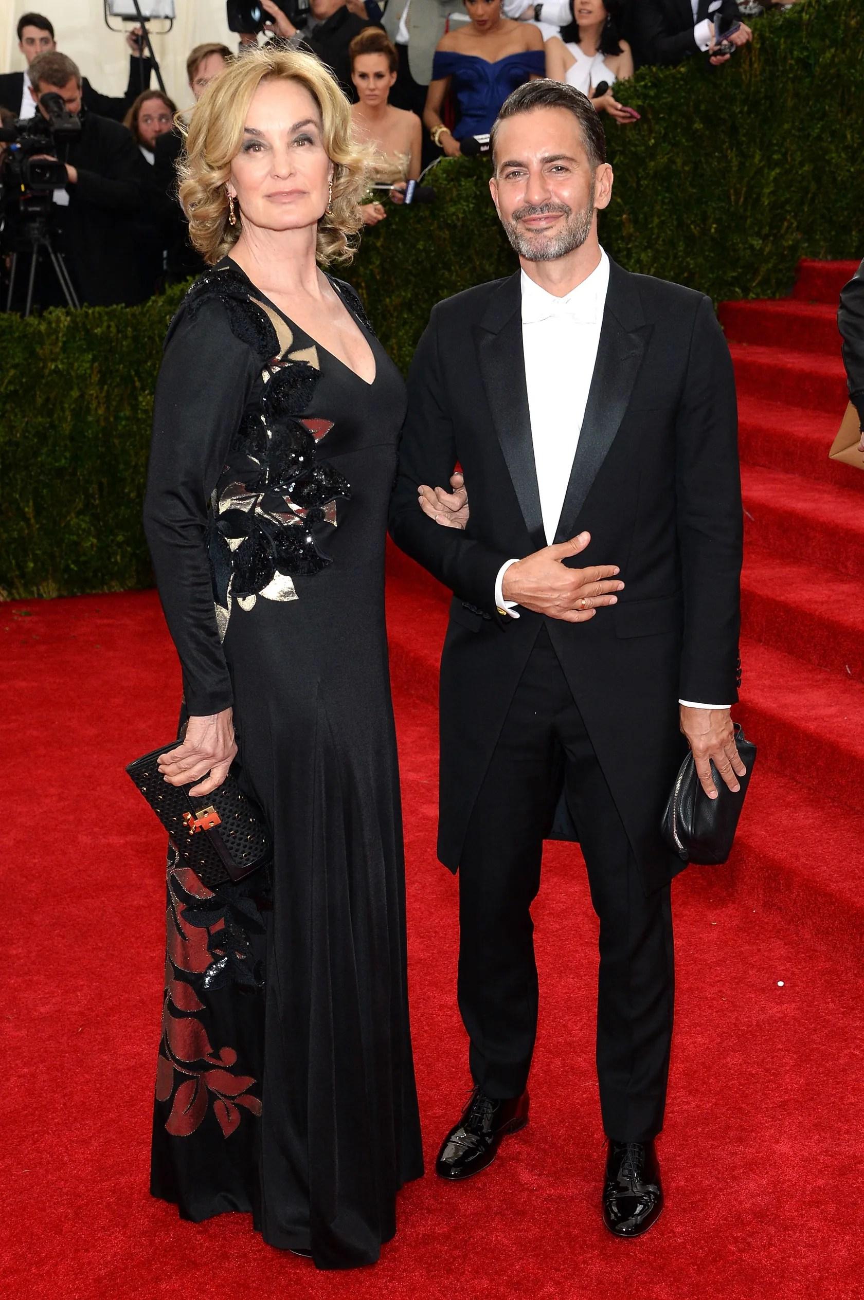 Jessica Lange, Marc Jacobs