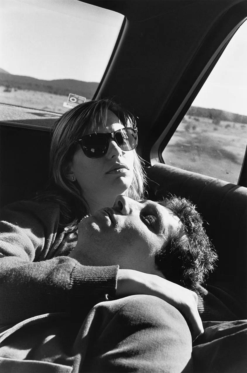 Anna and Tom Roma, Arizona, 1989.