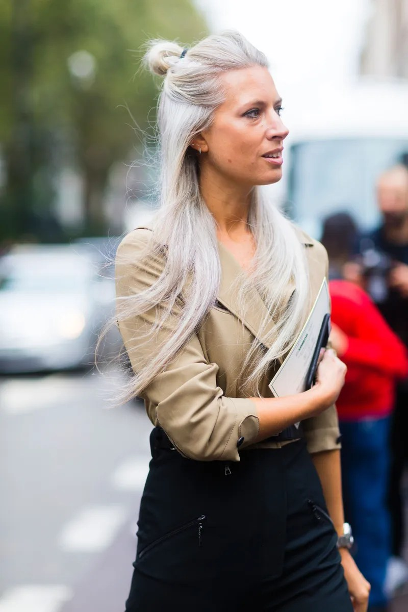 Sarah Harris The Best Street Style From London Fashion