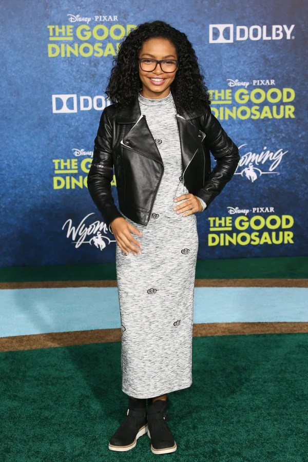 November 17 2015 - Yara Shahidi Cut