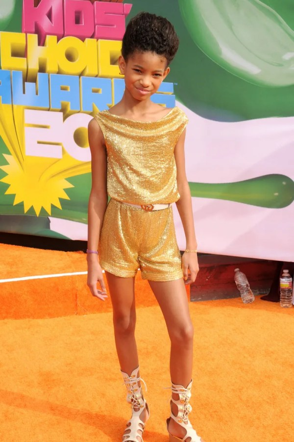 April 2 2011 - Willow Smith Cut