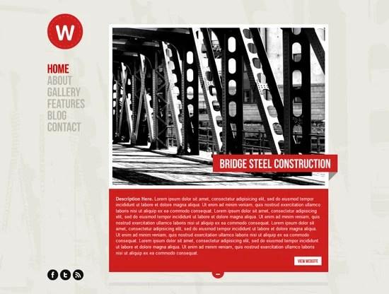 13 Best Portfolio Web Templates - Pixel2Pixel Design