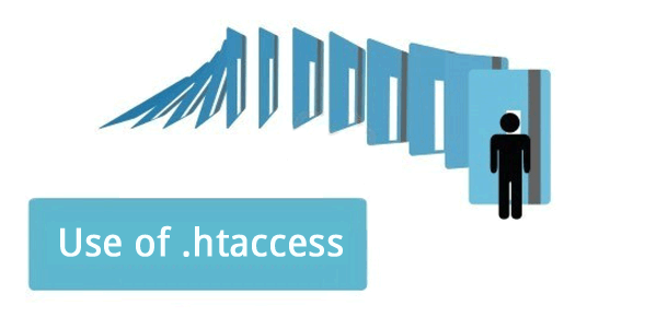 Use of htaccess