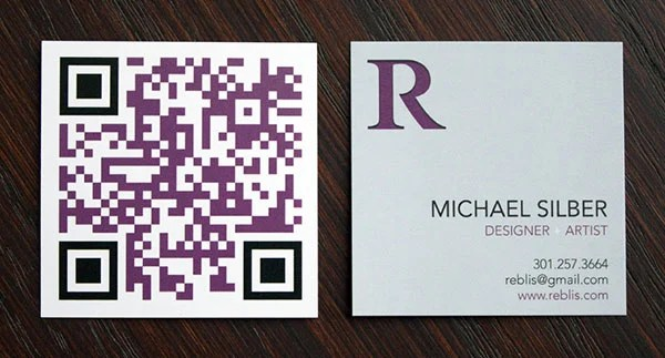 Mini square business cards business cards creative business cards mini square business card source reheart Images