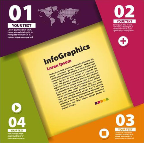 Cool-Numbered-Infrographic