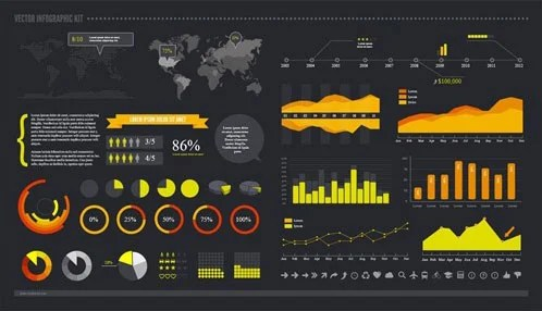 Free-Vector-Infographic