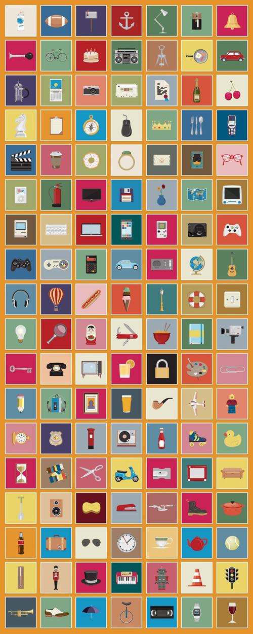 Nice Things - Free Icon Set