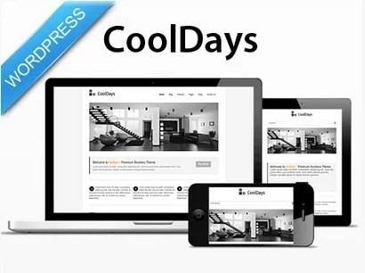 cooldays-wp-template