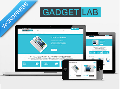 gadgetlab-wp-template