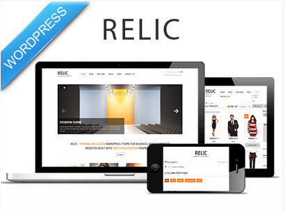 relic-wp-template