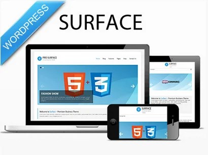 surface-wp-template