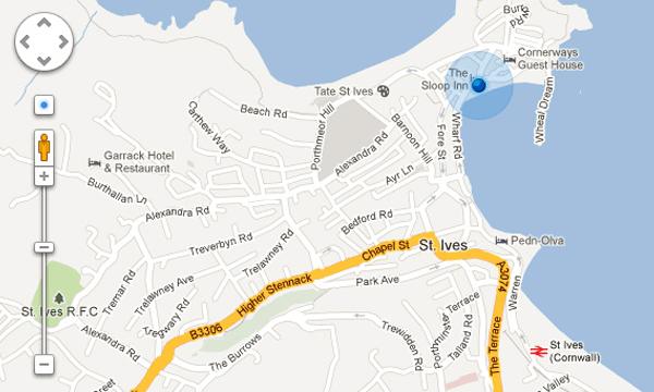 Google Maps user interface design controls PSD