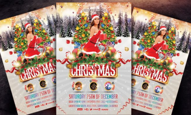 80 Christmas Mockups, Icons, Graphics and Design Resources