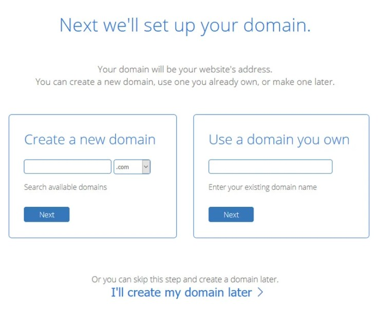 How to start a WordPress blog - Register Your FREE Domain