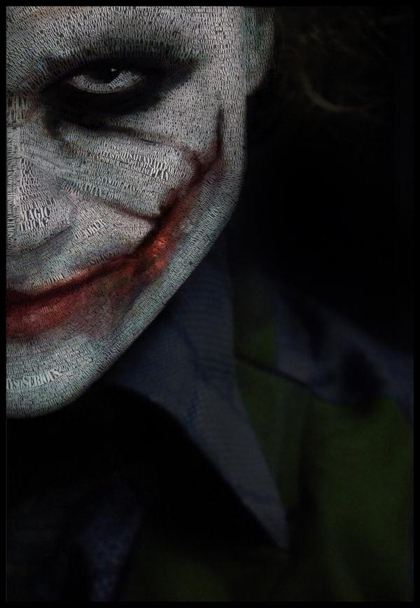 Dark Knight Joker Quotes Wallpaper Hd Impressive Celebrity Digital Fan Art Pixel77