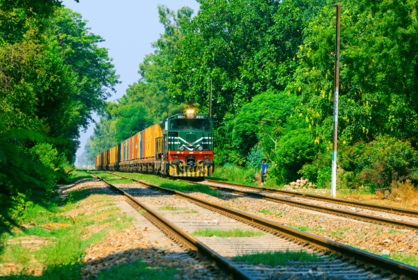 Pakistan Railway on Track HD image for designers and photo lovers on Pixel89