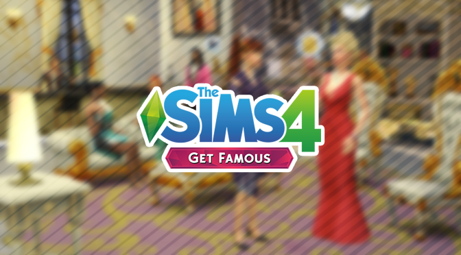 The Sims 4 Get Famous: Screenshots