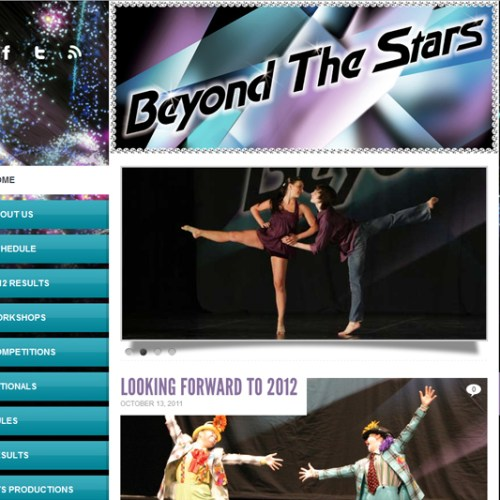Beyond the Stars Dance Competition
