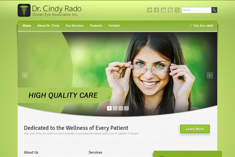 Dr. Cindy Rado Eye Care