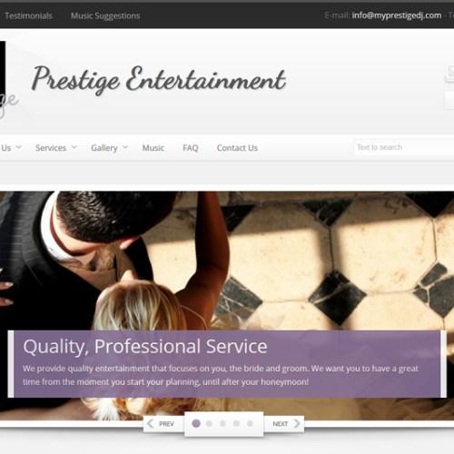 Prestige Entertainment