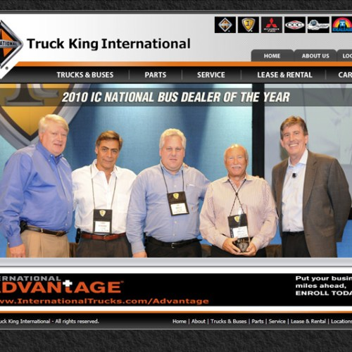 Truck King International