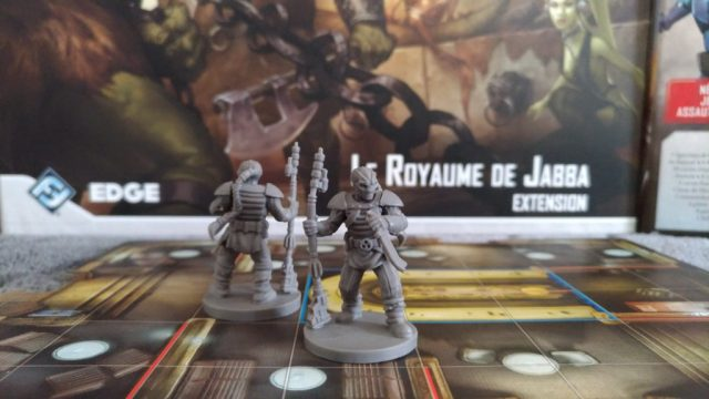 [Test] Le Royaume de Jabba - Star Wars Assaut sur l'Empire