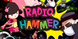 Radiohammer - banner