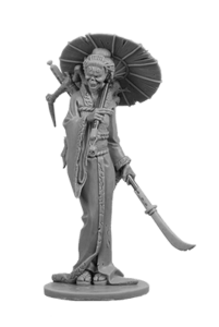 Okko Chronicle - figurine 01