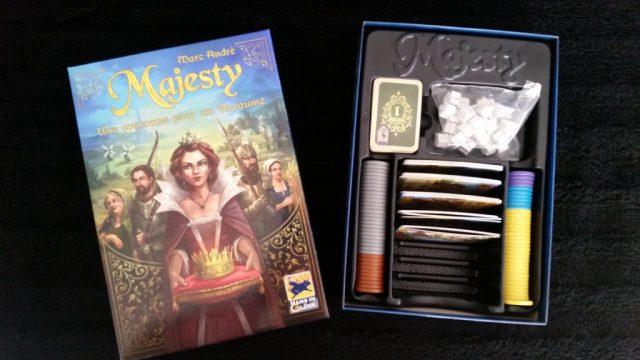 [Test] Majesty - My kingdom for une poignée de dollars