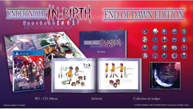 UNDER NIGHT IN-BIRTH Exe:Late[st] - LE