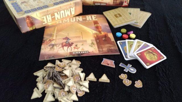 [Test] Amun Re - Pouvoir et richesse au pays des Pharaons