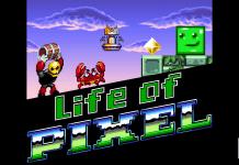 Bannière - Life of Pixel