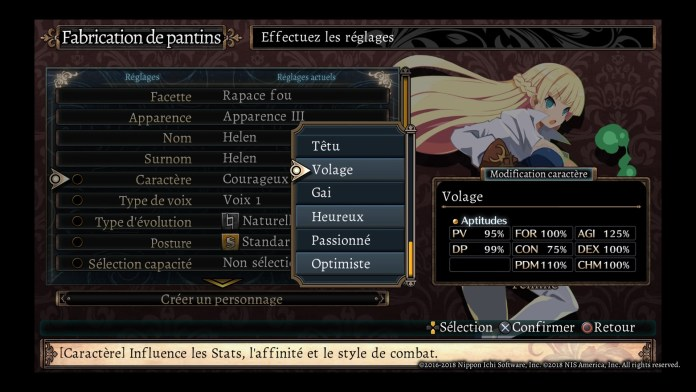 Labyrinth of Refrain - Coven of Dusk. Le Dungeon Crawler décalé.