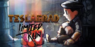 Teslagrad Limited Run Games