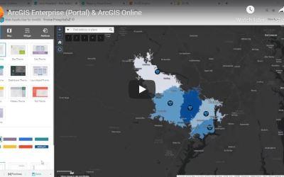Video Tutorial: Introduction ArcGIS Portal