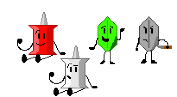 Pin Bfb Bfdi Loser - Year of Clean Water