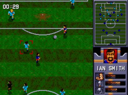 AWS pro moves soccer genesis mega drive pixelated audio episode 02