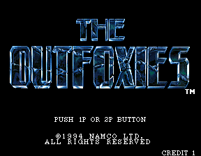 The Outfoxies – Pixelated Audio Episode 09