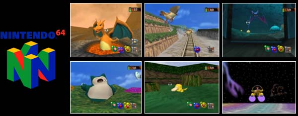 Pixelated Audio - Video Game Music podcast and Retro Gaming Pokemon Snap N64