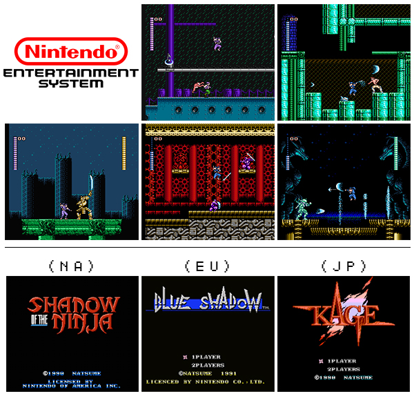 Pixelated Audio - Video Game Music podcast and Retro Gaming Shadow of the Ninja episode 37