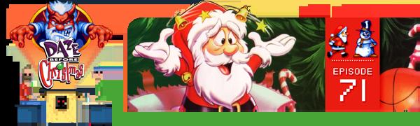 Pixelated Audio - Video Game Music podcast and Retro Gaming Daze Before Christmas Sega Genesis Mega Drive Kim Jensen Geir
