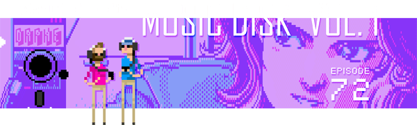 Pixelated Audio - Video Game Music podcast and Retro Gaming Orphe Music Disk