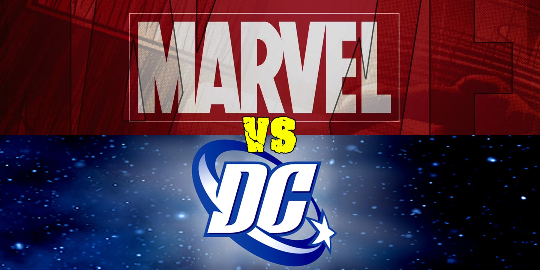 Marvel Vs DC: The endless fan debate.