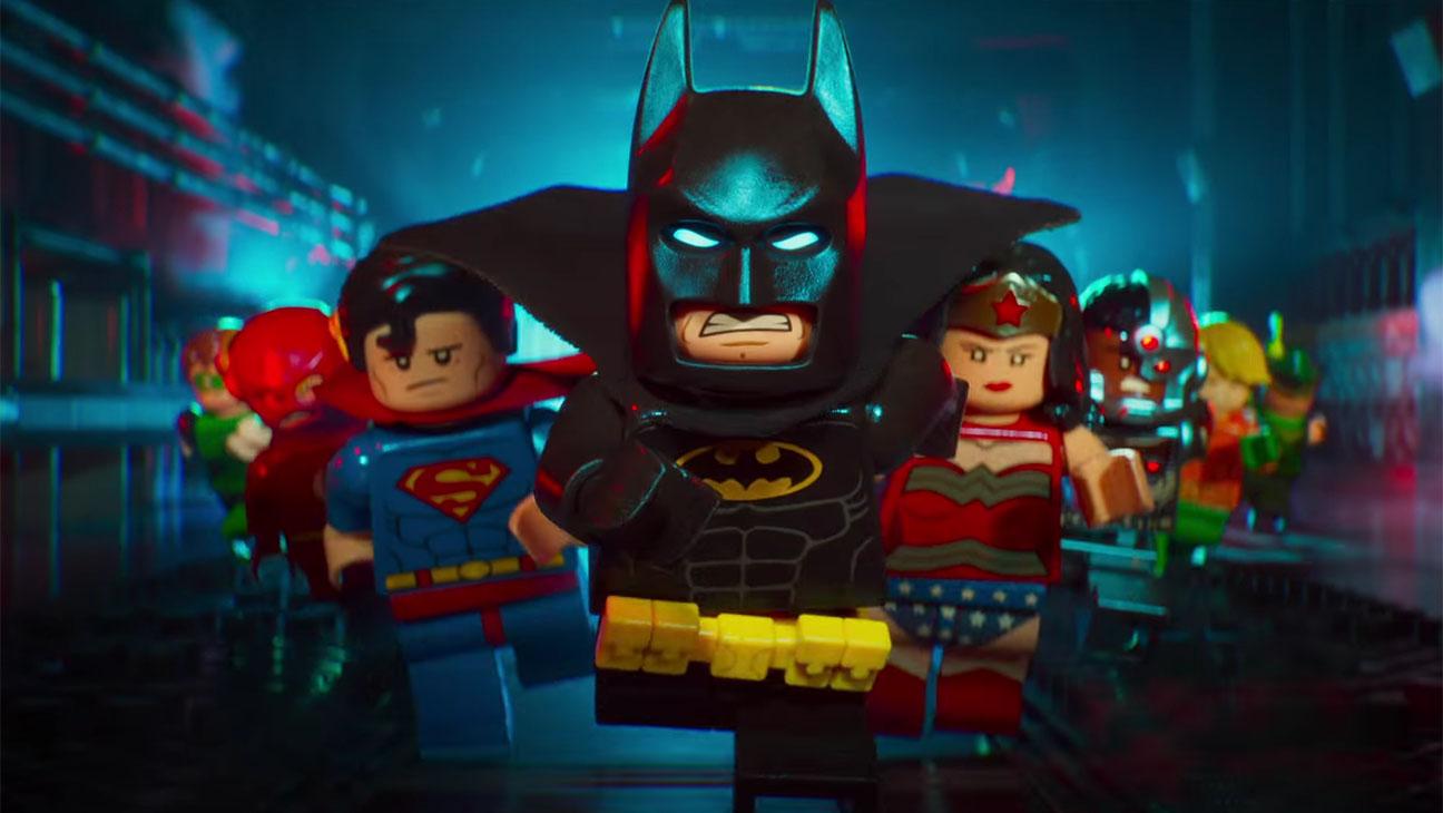 Lego Batman Review.